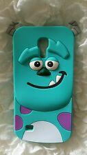 Funda para móvil MONSTER SILICONA para SAMSUNG GALAXY S4 MINI