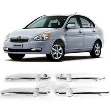 Chrome Door Catch Handle Molding Cover for HYUNDAI 2006-2009 2010 Accent Verna