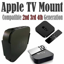 Apple TV 4 4th 2nd 3rd Generation MGY52LL/A Wall Mount Holder Bracket Tray New