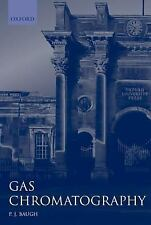 Gas Chromatography: A Practical Approach  (The Practical Approach Seri-ExLibrary