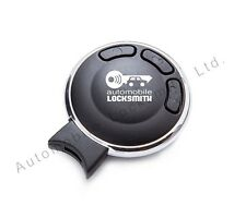 For Mini Cooper S R56 3 button remote smart key case shell round