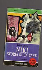 niki,storia di un cane - tibor dery - sottocosto otto euro -