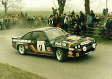 Opel Manta 400 - Austin McHale Team Ireland - Decal Kit