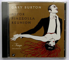 Gary Burton , Astor Piazzolla Reunion , a Tango Excursion ( CD_U.S.A. )