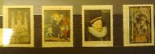 POLAND STAMPS MNH Fi2199-02 Sc2066-69 Mi2346-49 -Masterpieces of art,1974,clean