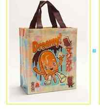 "Blue Q ""Dreamy"" lunch tote bag recycled eco ice cream manga by 64 Colors"
