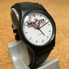 Vintage Energizer Advertise Mens Quartz Watch Hours~Moving Rabbit~New Battery