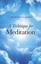 The Technique for Meditation-ExLibrary