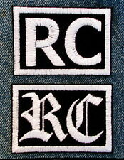 BIKER RC MOTORCYCLE PATCH CUSTOM COLORS by DIXIEFARMER