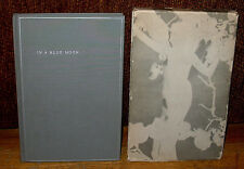 SIGNED Nell Dorr In A Blue Moon HC 1st Ed Nudes Gravure Photographs Slipcase