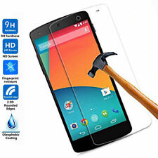 2.5D HD Tempered Glass Guard 9H Screen Protective Film For LG Google Nexus 5