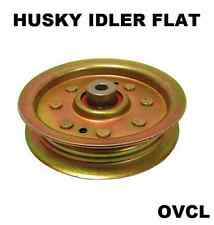 FLAT IDLER PULLEY H/D HUSQVARNA RIDE ON MOWER RPLACES OEM 5321314-94 5321734-38