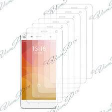 6x Films Protecteurs Protection Haute Qualite Pour Xiaomi Mi 4/ Mi 4 LTE