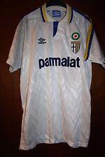 Maglia Shirt Trikot Camiseta Melli Parma Match Worn 92 93 Coppa Italia Umbro