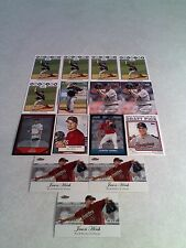 *****Jason Hirsh*****  Lot of 15 cards.....9 DIFFERENT