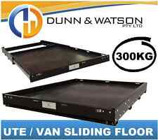800mm Tub Slide  - 300kg (False floor for Vans, Utes, 4x4, 4wd, Fridge Slide)