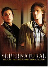 SUPERNATURAL SEASON 3 TRADING CARDS PROMO CARD P-PS