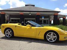 Chevrolet : Corvette 2dr Converti
