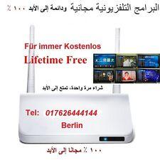 Arabisch IP-TV Box 100% Ohne Abo! Frei für immer! -.