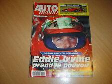 Auto hebdo N°1199 Ferrari 360 Modena/Ducati 996.