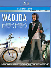 Wadjda  Two Disc Combo: Blu-ray / DVD  2015 by Sony Pictures Home Ent Ex-library