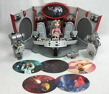 Palisades The Muppets Pigs in Space Playset with Miss Piggy Complete Free SH