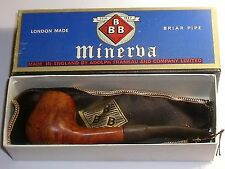 Used BBB pipe with box and cover Minerva 764 F BBB special