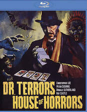 BLU-RAY Dr. Terrors House of Horrors (Blu-Ray) NEW Christopher Lee