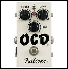 Fulltone OCD Obsessive Compulsive Drive Overdrive Guitar Effects Pedal Version 4