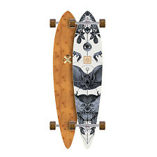 """Arbor Longboard Complete Timeless Pintail 9.5"""" x 46"""" Bamboo Collection"""