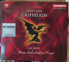 Griffelkin-Boston Modern Orchestra Project,Back Bay Chorale-2 SACD Multi-ch