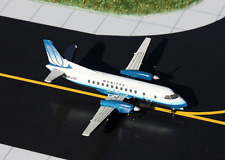 Gemini Jets SAAB 340B United Express 1/400 Scale Model Aircraft GJUAL1110