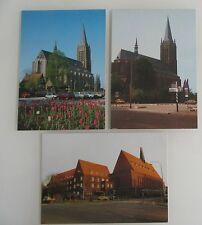 Postkarten Briefkaart Lot VENRAY Holland Niederlande 3x Ansichtskarte ungelaufen