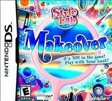 GAME ONLY Nintendo DS ~ Style Lab: Makeover ~ Shipped in a replacement Case