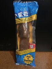 Star Wars Chewbacca Pez Candy Dispenser in Blue Bag Brand New