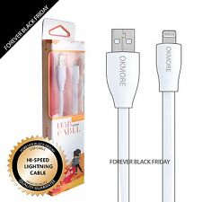 iPhone iPod 8 Pin Sync Data Cable USB Lightning Charger Cord