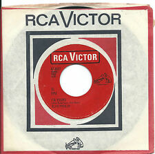 Elvis Presley:I'm yours/(It's a)long lonely highway:Canada RCA:Pop