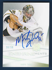 MARTY TURCO 09-10 UD THE CUP ENSHRINEMENTS 2009-10 AUTO 36/50 NRMINT+  5369
