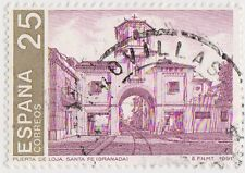 (SPA143) 1991 Spain 25p Santa Fe candles ow3102