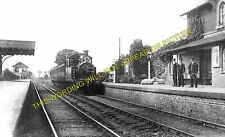 Kirby Cross Railway Station Photo. Thorpe-le-Soken -Frinton. Walton Line. (1)