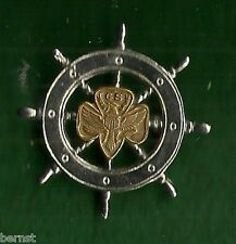 VINTAGE GIRL SCOUT - MARINERS' PIN - FREE SHIPPING