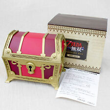 RARE! Zelda Muso Hyrule Warriors Treasure Box Music JAPAN KOEI NINTENDO
