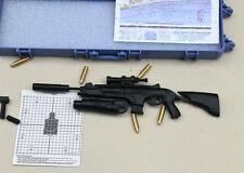 BattleField ARX-160 GLX160 Assault Rifle Benelli Mr1 1/6 gun Modern Warfare BLAC