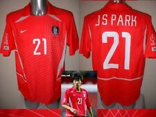 South Korea Jisung Park Adult XL Nike 2002 Shirt Jersey Football Soccer Rare Top