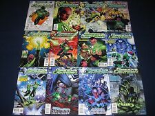 Green Lantern Complete Run 0-52, Annuals & Variants More DC New 52