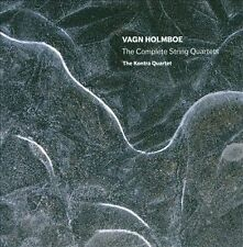 Vagn Holmboe: The Complete String Quartets, New Music