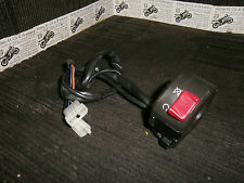 KTM 1190 RC8R 2014 SWITCH GEAR SWITCHES & BRAKE LIGHT SWITCH