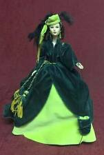 Gone With The Wind Scarlett O'Hara Barbie Doll  The Drapery Dress 2001 Mattel