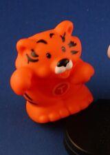 Fisher Price Little people Zoo ABC A - Z Q Quail R Rhino Rhinoseros T Tiger new