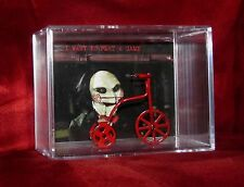 "SAW's~""BILLY THE PUPPET"" HORROR DISPLAY(inspired By)BRAND NEW"